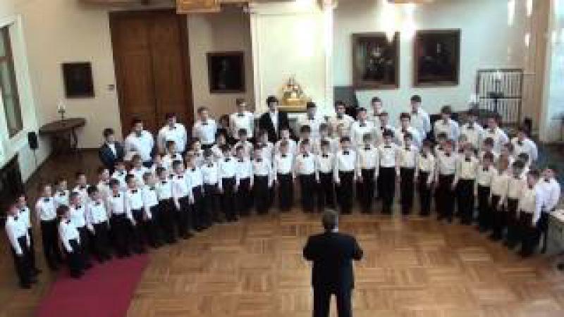 Областной сводный хор мальчиков г. Таганрог и Ростова-на-Дону