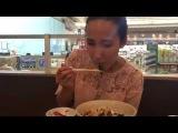 #13 Жизнь в США! H-Mart, Обзор корейской еды, мини закупка продуктов, корейский район,