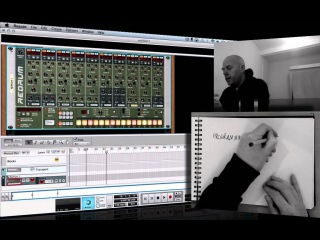 Learn how to use velocity & swing when programming beats - Black Book Lesson Eight