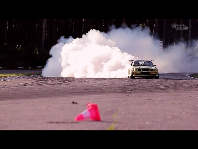 Pirmie pro drifta treniņi Biķerniekos | EEDC | Prodrift.lv