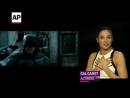 Интервью Галь Гадот и Эми Адамс к фильму «Бэтмен против Супермена»