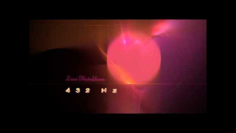 432 Гц ремонт ДНК очистка чакр и ауры Изохронные ритмы