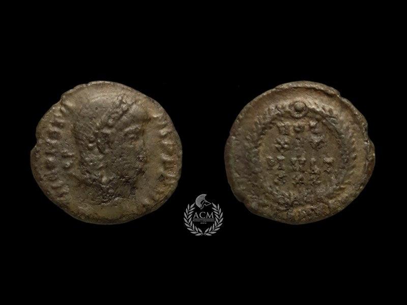 АЕ 4. Рим. Констант (337-350 гг.)