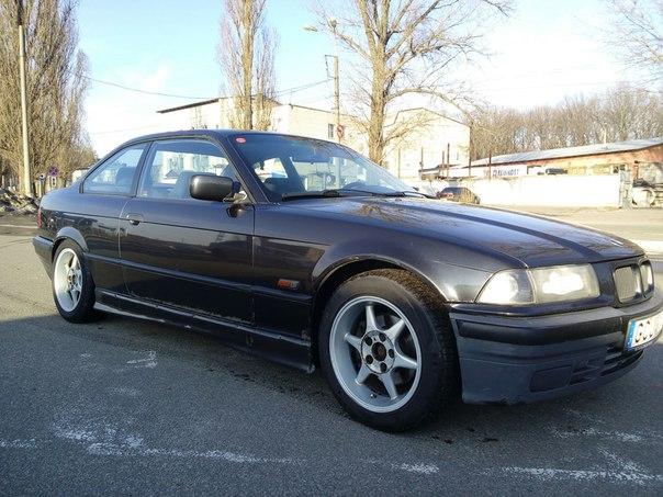 Продам  BMW e36 coupe. 320