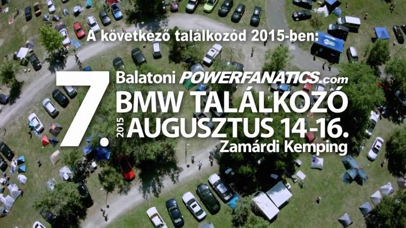 BMW Találkozó 2015 - Zamárdi intro