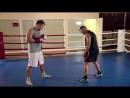 Бокс для начинающих. Положение ног в боевой стойке. Как поставить удар. Мастер-класс от КОСТИ ЦЗЮ