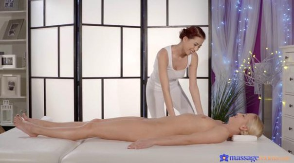 MassageRooms – Cayla Lyons And Paula Shy – G-Spot Orgasm For Horny Lesbian Teen