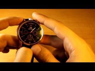 Мужские наручные спортивные часы Megir AC3005. Купить на AliExpress. US $25.00 (~1700 руб.)