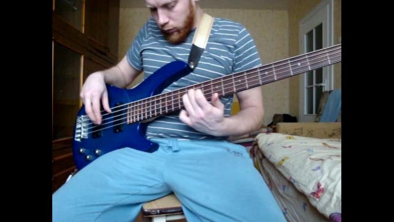 Bass Cover_-_RHCP-ByTheWay