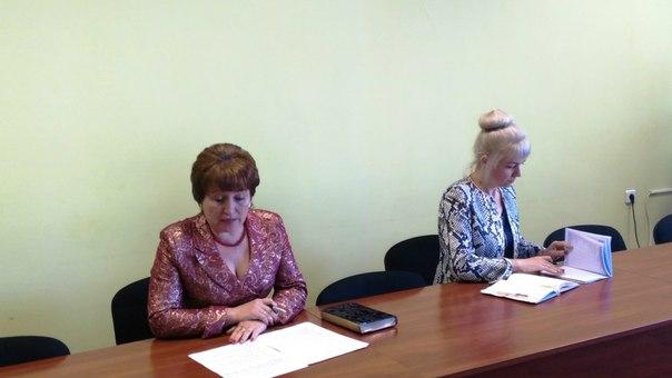 Заступник голови Печенізької райдержадміністрації Кизим О.В. провела апаратну нараду