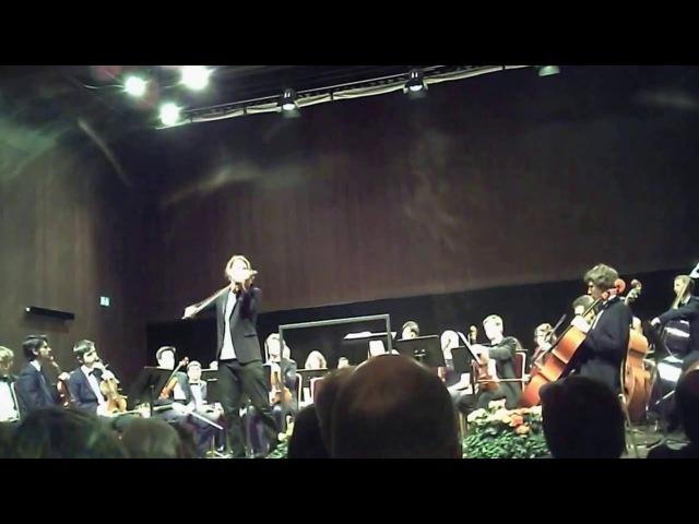 David Garrett,Z.Bron Festival Orchester,'Sarabande',J.S.Bach