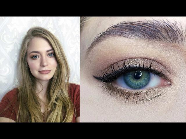 Макияж на выпускной вечерний макияж продукты из масс маркета видео урок