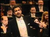 Placido Domingo - Lied vom Kleinzack  (Offenbach) Hoffmanns Erz