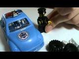 ПОЛИЦЕЙСКИЙ Собирает своего друга Лего полицейского\A POLICE officer Collects his friend LEGO police