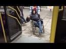 У Франківську новий тролейбус виявився непридатним для людей з інвалідністю Смушак пообіцяв розібратися