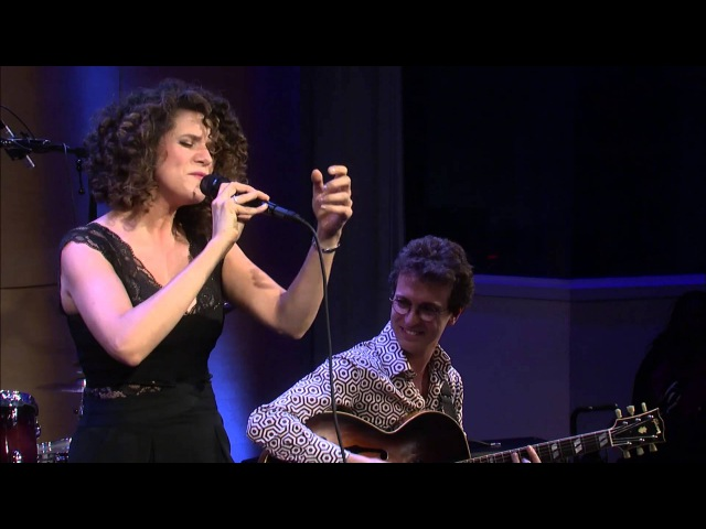 Cyrille Aimée Well You Needn't