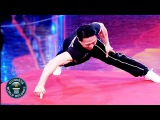 Most one finger push ups in 30 seconds - Guinness World Records Classics