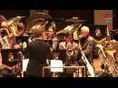 Snow Hey Oh Keele at UniBrass 2015