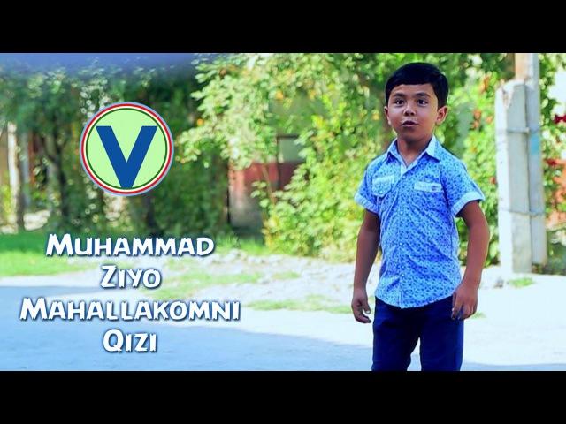 Muhammad Ziyo - Mahallakomni qizi | Мухаммад Зиё - Махаллакомни кизи