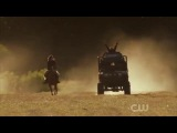 The 100 s03e01 - Singing #Violent Femmes - Add it up# Car Scene