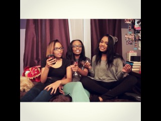 """China on Instagram: """"New video is up and Sisi is baaaaackk @mynameissisi @laurynmcclain #laurynandchina http://alturl.com/3uoks"""""""