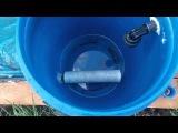 песчаный фильтр для бассейна своими руками