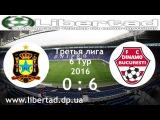 (3 лига) Сириус 0:6 Динамо Бухарест (краткий обзор матча за 14.05.16)