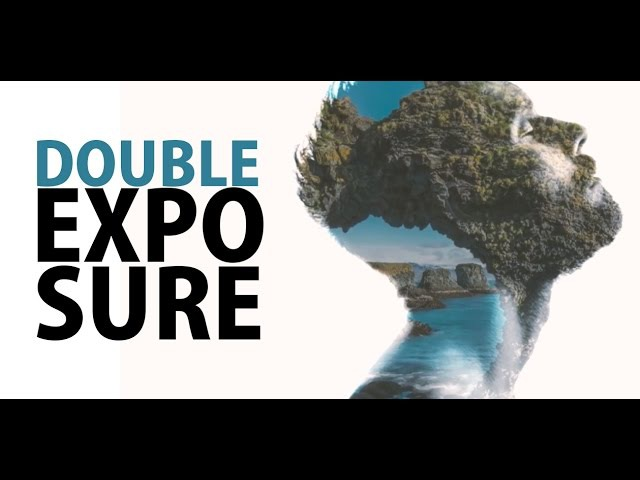 Doppia Esposizione (Double Exposure) - Tutorial After Effects ITA - (Easiest Way!)