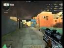 Pro Sniper CF : Hidan QuickScope AWM-Blue Pottery Montage