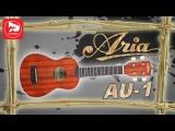 Укулеле ARIA AU-1 (Nice playing on Soprano Ukulele )