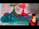 """Детская передача """"Читаем с Машей"""" детские книжки: Поезд Динозавров - Книги для Детей"""