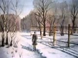 Юрий ГУЛЯЕВ - Зимняя любовь