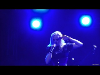 Liv Kristine & Raymond Rohonyi - Let You Down (live in Moscow)