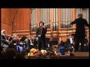 Beethoven Violin Concerto.Maxim Fedotov violin Sergei Roldugin conductor