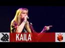 KAILA MULLADY Grand Beatbox SHOWCASE Battle 2016 Elimination
