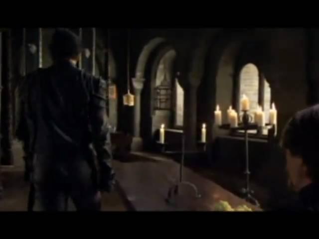Guy of Gisborne(RobinHood BBC)-все могут короли