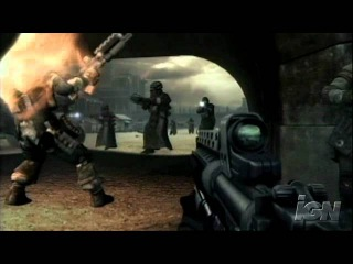Killzone 2 PlayStation 3 Trailer - Official E3 2005