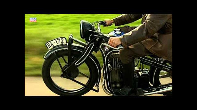 Onlinemotor BMW Heritage BMW R2 Baujahr 1931 - 1936