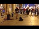 Питер...уличный музыкант