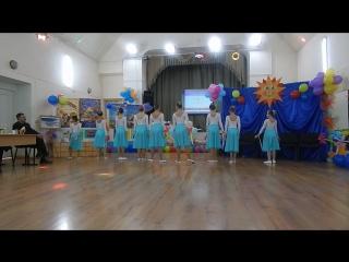 Коллектив народной и современной хореографии