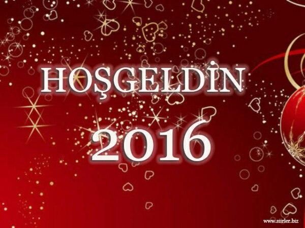 Yeni yılınız size ve tüm sevdiklerinize sağlık, mutluluk, neşe, başarı, zenginlik, sevgi ve huzur getirmesini dilerim. Yeni yıl kutlu olsun saygılı arkadaşlar!