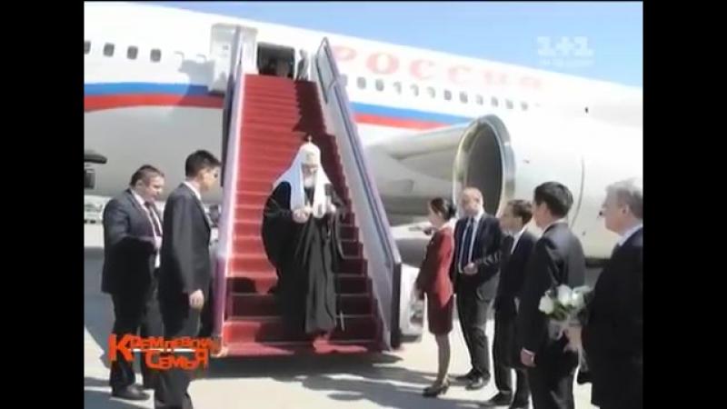 Українські сенсації. Патріарх Кирил ходить по воді, на яхті