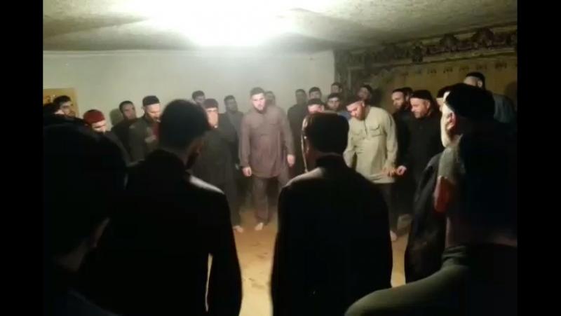 🎥Назам Зикр Абу Мухьаммад «Ма Дези дукха Хьо لا اله الا الله»
