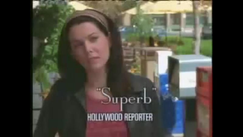 Девочки Гилмор/Gilmore Girls (2000 - 2007) Трейлер (сезон 1)
