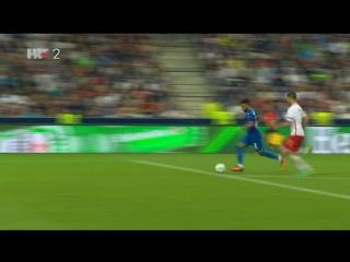 Salzburg - Dinamo (Z) 1-2 (1-1), El A. H. Soudani (1-2, 95), 24.08.2016. HD