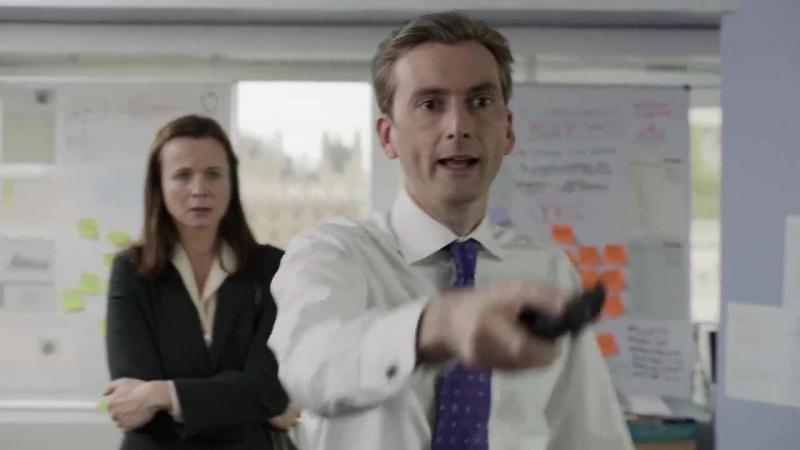 Муж женщины-политика (2013) 1 серия [Страх и Трепет]