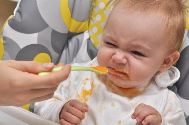 Почему ребёнок плохо ест в 1 год