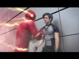 MARVEL VS DC(Флэш против Ртути ⁄ THE FLASH vs QUICKSILVER)