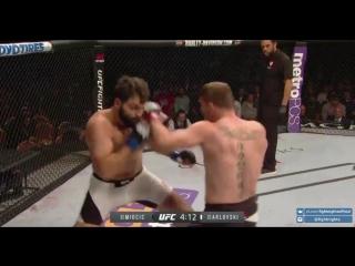 Андрей Орловский (Белоруссия) vs. Стипе Миочич (США) / UFC 195 / 03.01.16