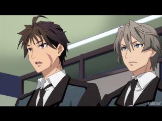 Active Raid: Kidou Kyoushuushitsu Dai Hakkei (11 серия) / Активный рейд: Мобильная боевая дивизия, восьмой отряд [Komuro &